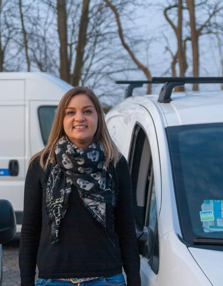 Proietto Fabiola, employé Topclean Services